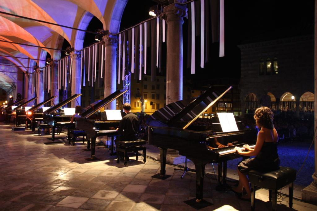 piano twelve in concerto