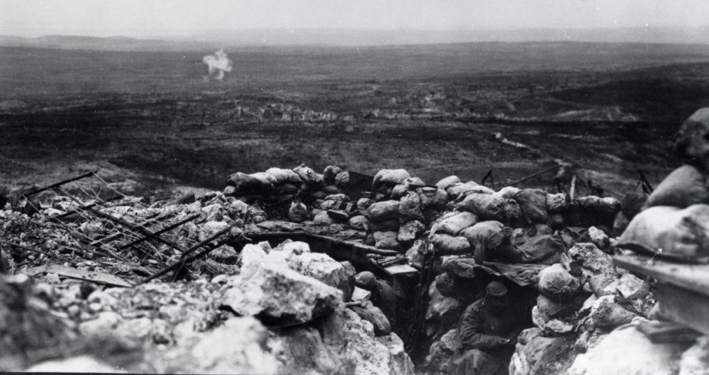 la grande guerra sul Carso